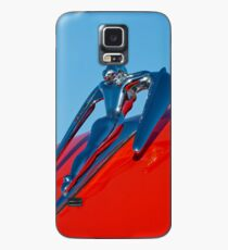 1960 Nash Metropolitan Hood Ornament -0854c Case/Skin for Samsung Galaxy