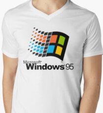 Windows 95 Men's V-Neck T-Shirt