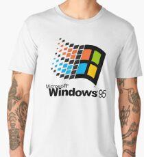 Windows 95 Men's Premium T-Shirt