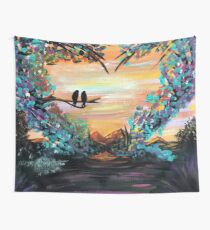 Natures Love Wall Tapestry