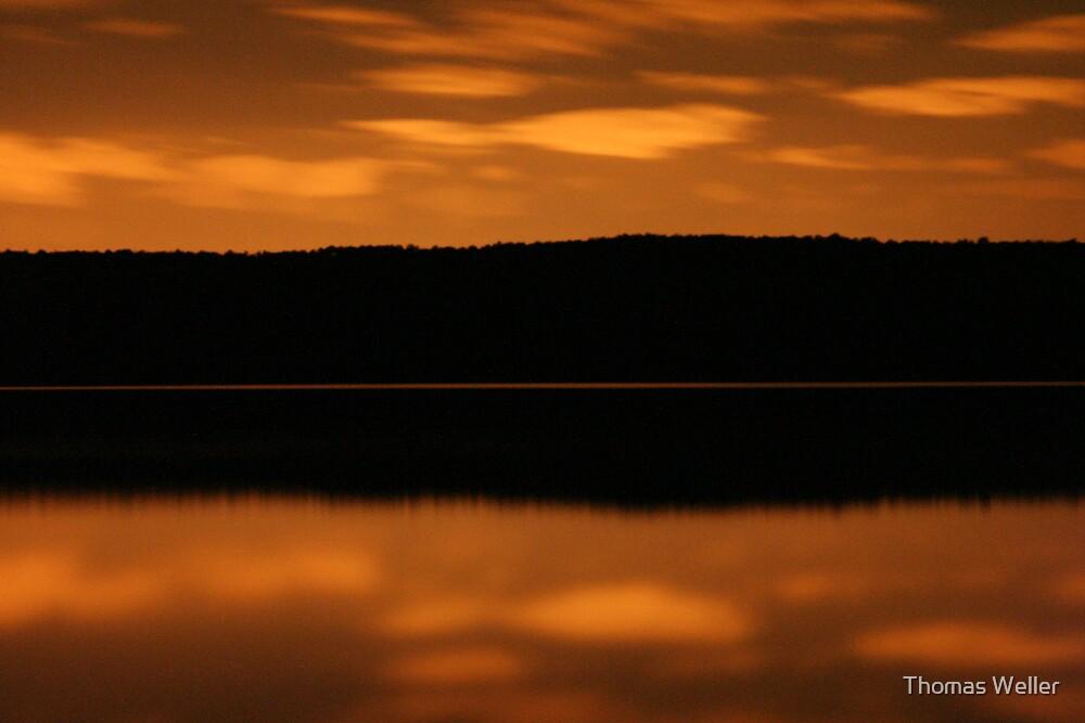 Midnight Sky by Thomas Weller