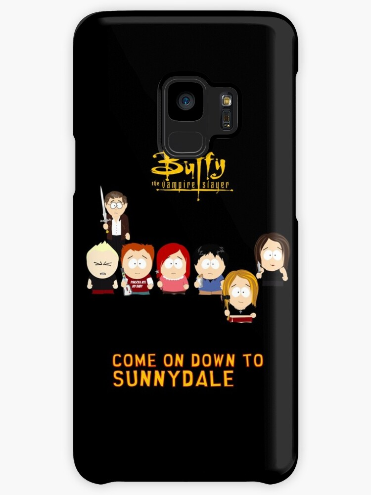 Buffy the Vampire Slayer as South Park by Faction