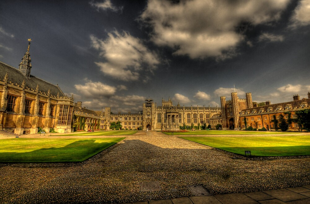 Cambridge College (oops.... should really recall which one!) by NrthLondonBoy