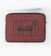 Rusty Coca-Cola Sign Laptop Sleeve