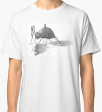 The Adventurer meets a Giant Spider Classic T-Shirt