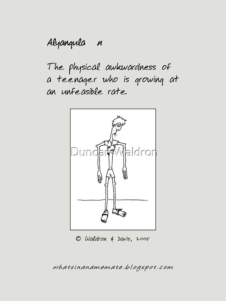 What's in a Name, Mate? ... Alyangula by DuncanW