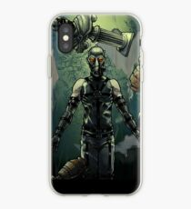 Psycho Mantis MGS iPhone Case