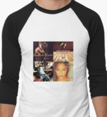 Classic R&B Men's Baseball ¾ T-Shirt