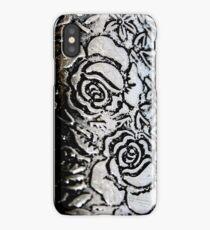 Metal Roses iPhone Case iPhone Case/Skin