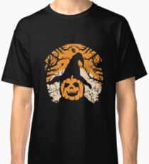 Witch Halloween Love Witch T-Shirt Classic T-Shirt