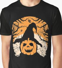 Witch Halloween Love Witch T-Shirt Graphic T-Shirt