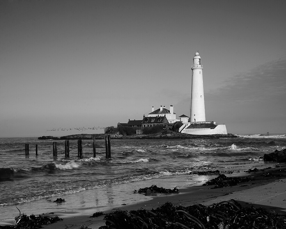 St marys lighthouse, Whitley Bay by shaun965