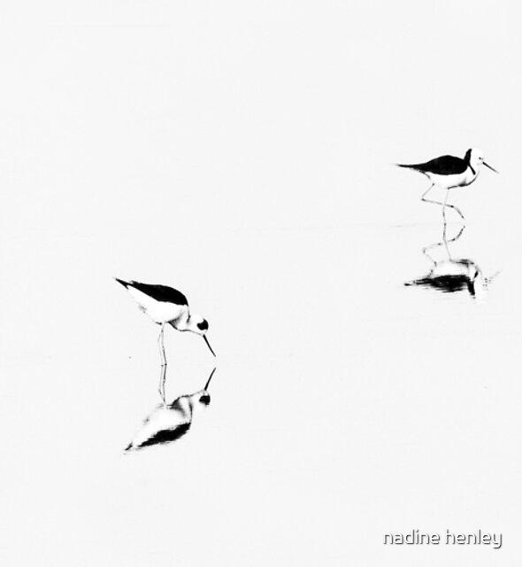 Five Stilts by nadine henley