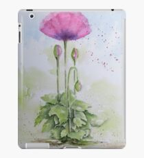 The Poppy Presents iPad Case/Skin