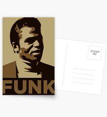 James Brown: FUNK Postcards