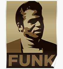 James Brown: FUNK Poster