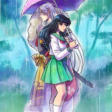 SessKag - Rainy Day by youkaiyume