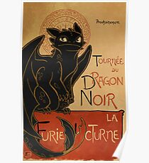 Le Dragon Noir Poster