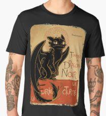 Le Dragon Noir Men's Premium T-Shirt