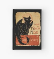 How to train your dragon hardcover journals redbubble how to train your dragon hardcover journal 2000 le dragon noir hardcover journal ccuart Choice Image