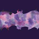 Purple Bat by pokegirl93
