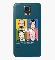 Blue Greatest Hits Case/Skin for Samsung Galaxy