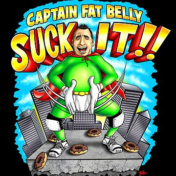 Captain Fat Belly -  Jokers by LinkArtworks