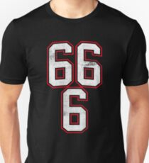 666 The Number of The Beast T-Shirt