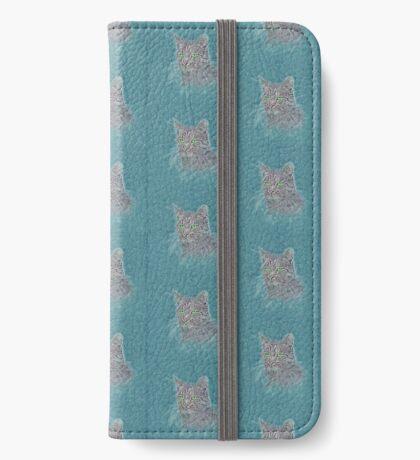 Felis silvestris catus iPhone Wallet