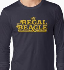 The Regal Beagle - Three's Company T-Shirt Long Sleeve T-Shirt