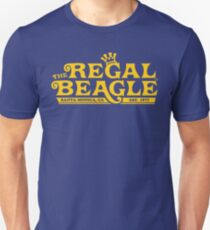 Camiseta unisex The Regal Beagle - Three's Company T-Shirt
