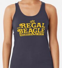 Camiseta con espalda nadadora The Regal Beagle - Three's Company T-Shirt