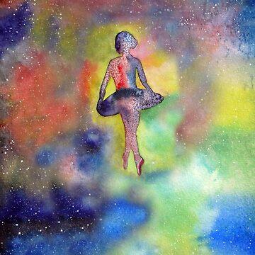Space Ballerina  by Manitarka