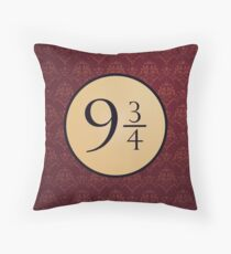 9 3/4 Throw Pillow