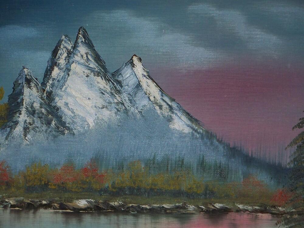 Twin Peaks by Schock100