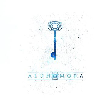 Alohomora by rosescreation