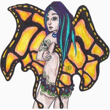 monarchgurl by lilbat