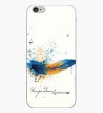Wingardium Leviosa iPhone Case