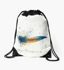 Wingardium Leviosa Drawstring Bag
