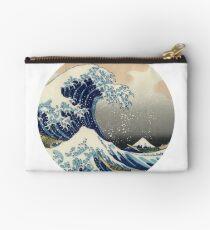 Hokusai wave Studio Pouch