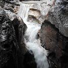 waterfall by alicara