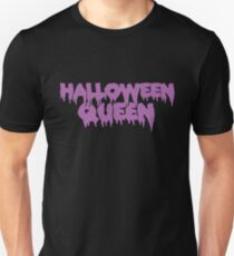 Halloween Queen - Purple T-Shirt