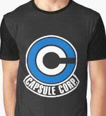 Capsule Corp Graphic T-Shirt