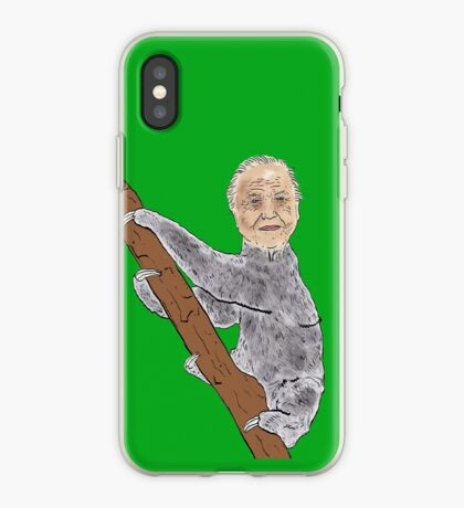 Sir Sloth  iPhone Case