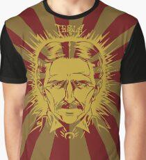 Tesla POP ART Graphic T-Shirt