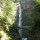 Multnomah Falls, Oregon by CassPics