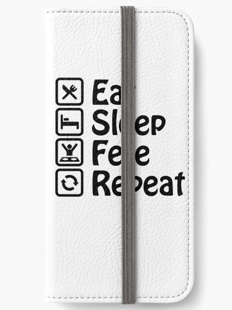 Eat Sleep Fete Repeat by Aviators Design Studio