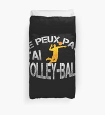 Volley-Ball Duvet Cover