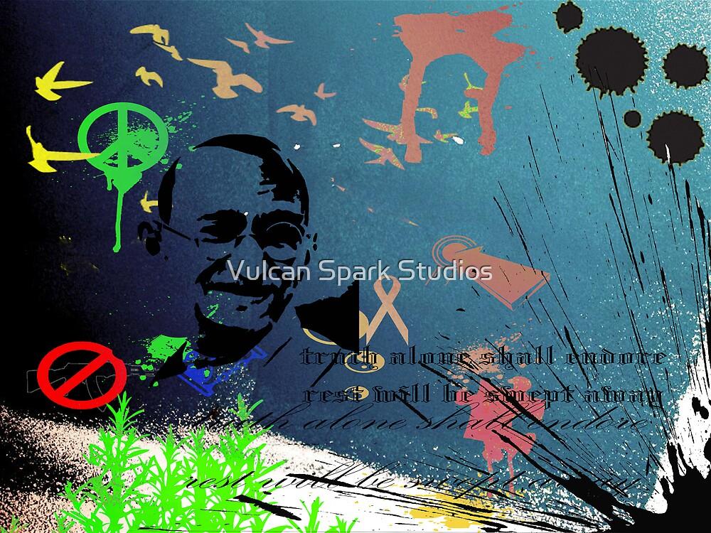 The Mahatma by Vulcan Spark Studios