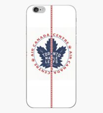 Toronto Maple Leafs Center Ice iPhone Case